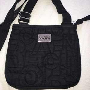 Kenneth Cole Reaction Nylon Crossbody Bag